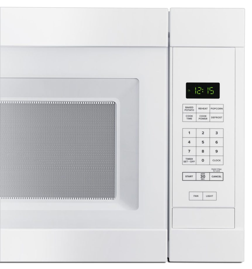 fixing a microwave door that won t