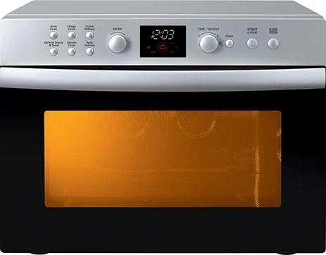 lg duochef combination microwave