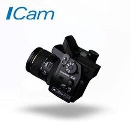 ICam, topographical maps, thematical maps, rectified photographs
