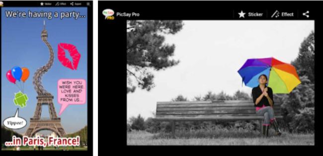 Descargar PicSay - Photo Editor