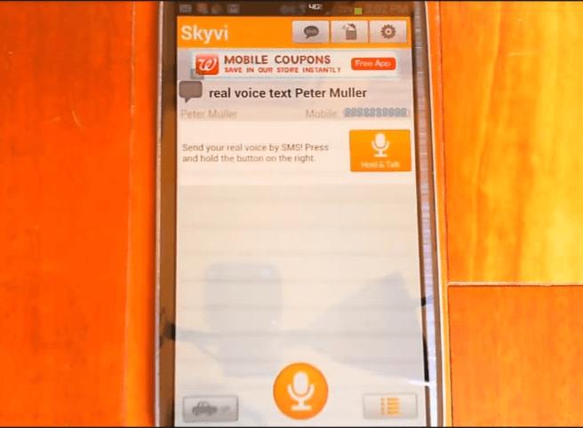 Asistente virtual Skyvi