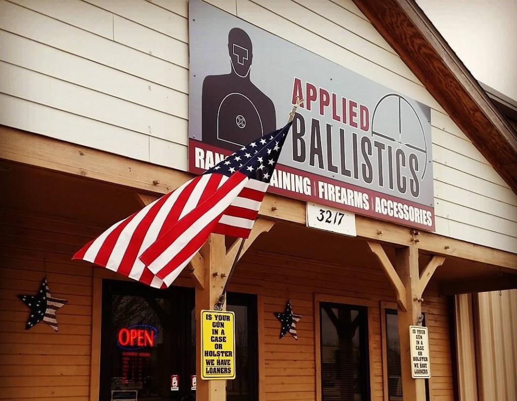 Applied Ballistics