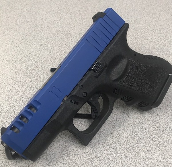 Custom Glock 27-2