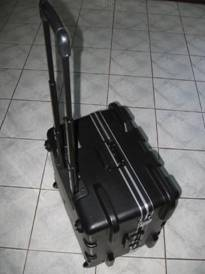 clean room fogger carry case