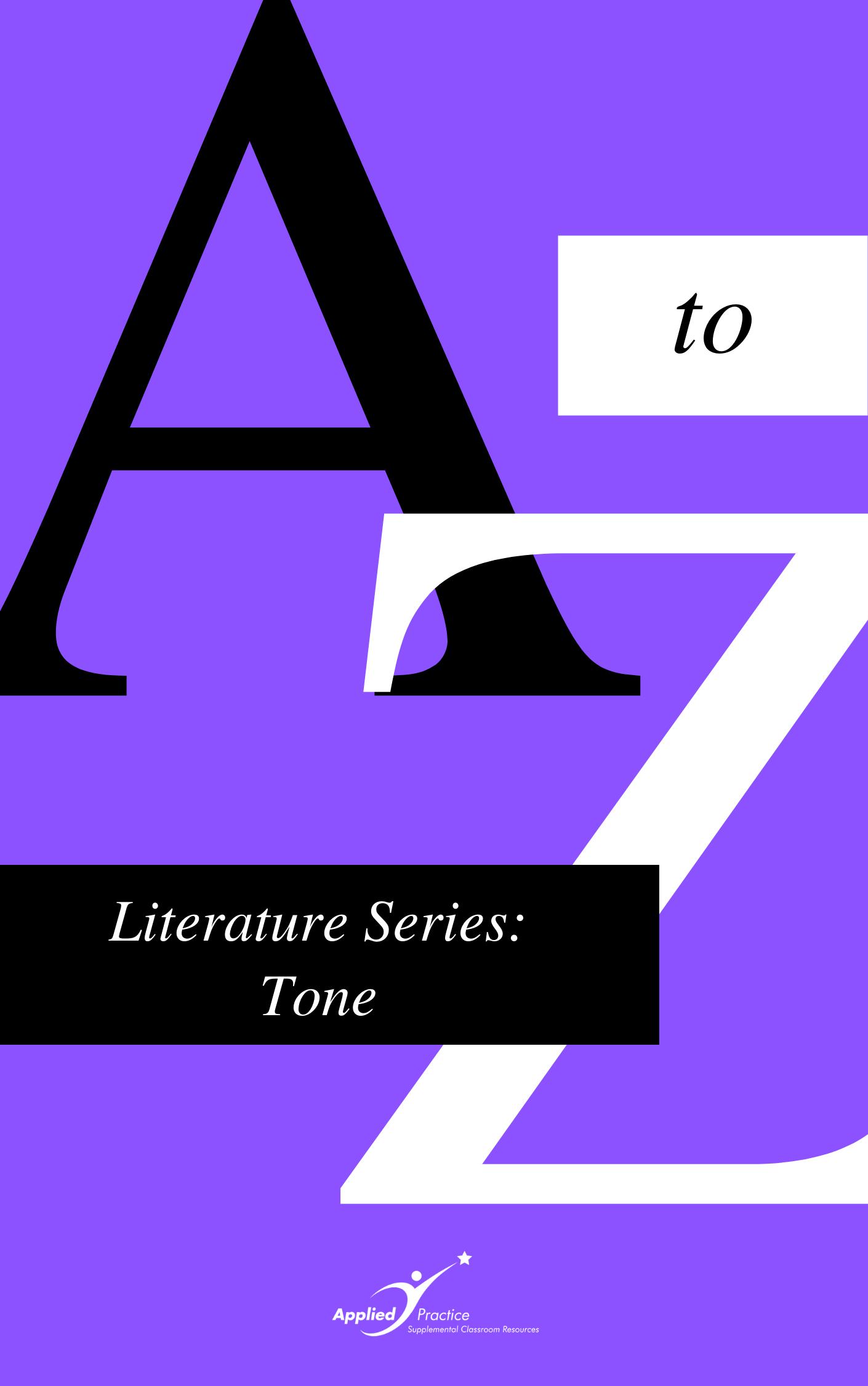 Literature Series Tone
