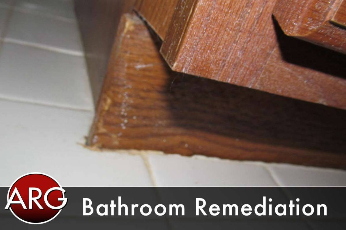 bathroom remediation