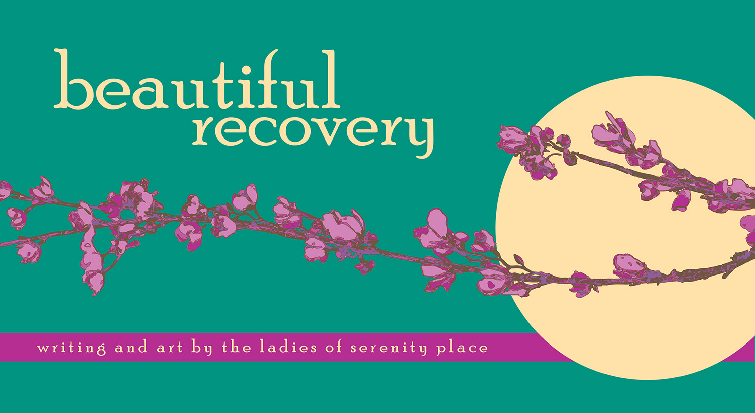 """The Applied Theatre Center partnered with Serenity Place in 2018 to produce """"Beautiful Recovery"""", which featured writing and art by Serenity Place residents, as well as professional studio photographs of the writers and artists."""