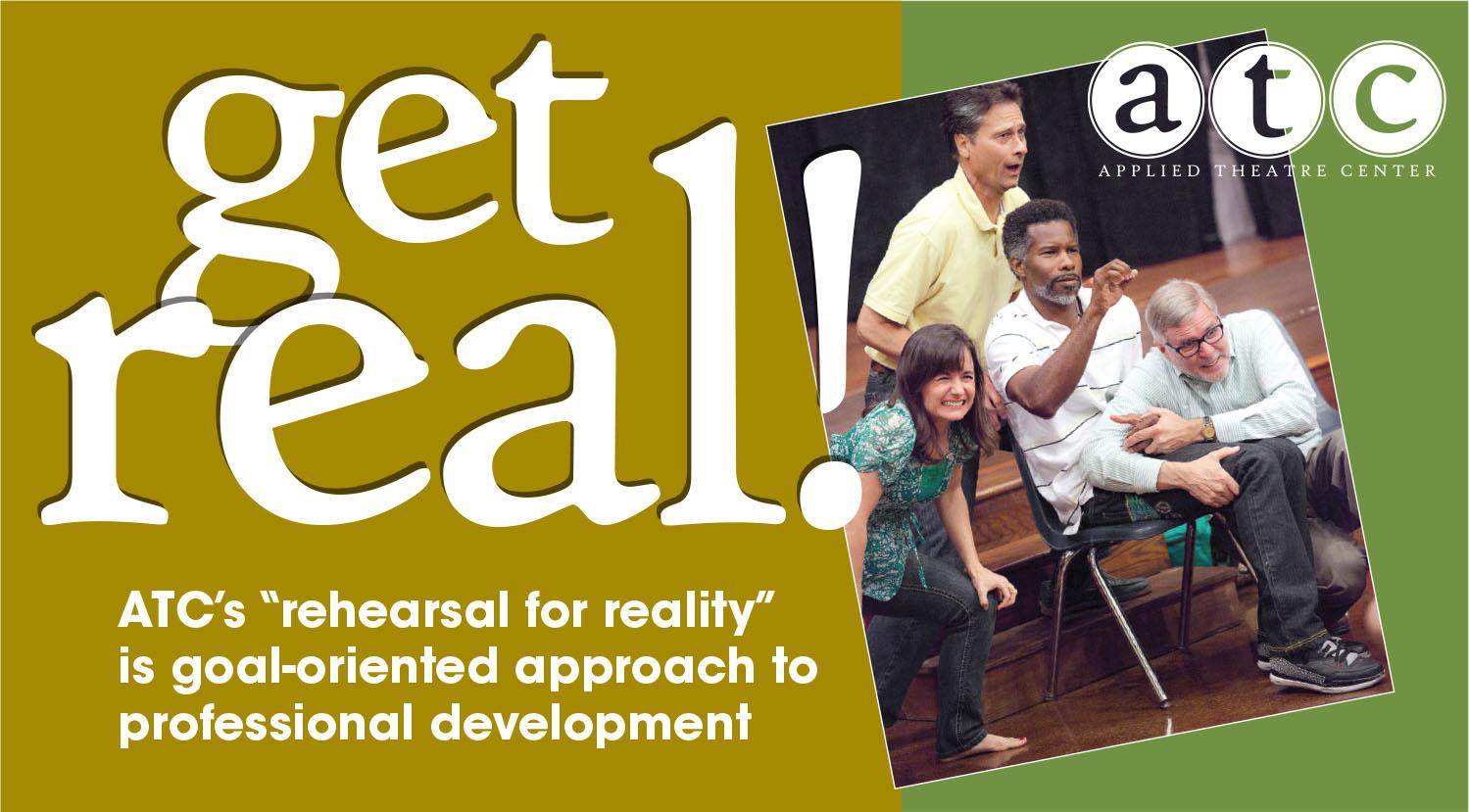 GET REAL! PROFESSIONAL DEVELOPMENT