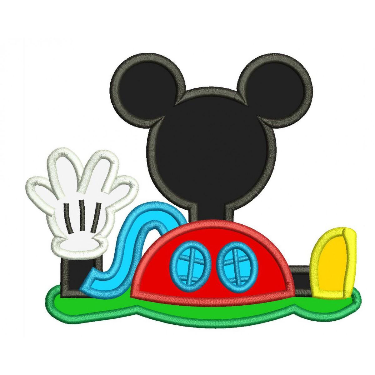 Mickey Mouse Printable Worksheet