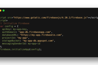 Creating a project with Firebase Console