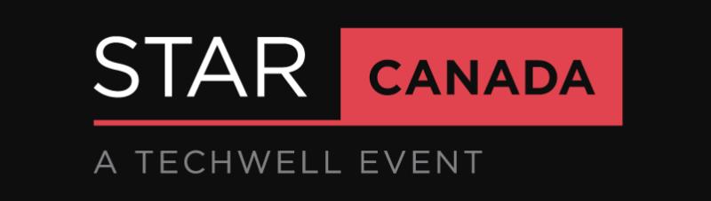 StarCanada Conf by TechWell -- Logo