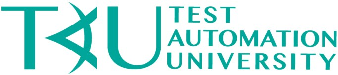 TAU- Test Automation U - logo