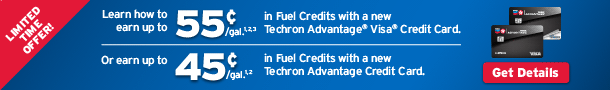 Texaco with techron sweepstakes advantage