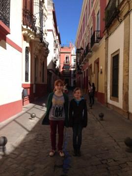 Lulu & Momo in Sevilla