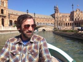 Boating at Plaza de Espana