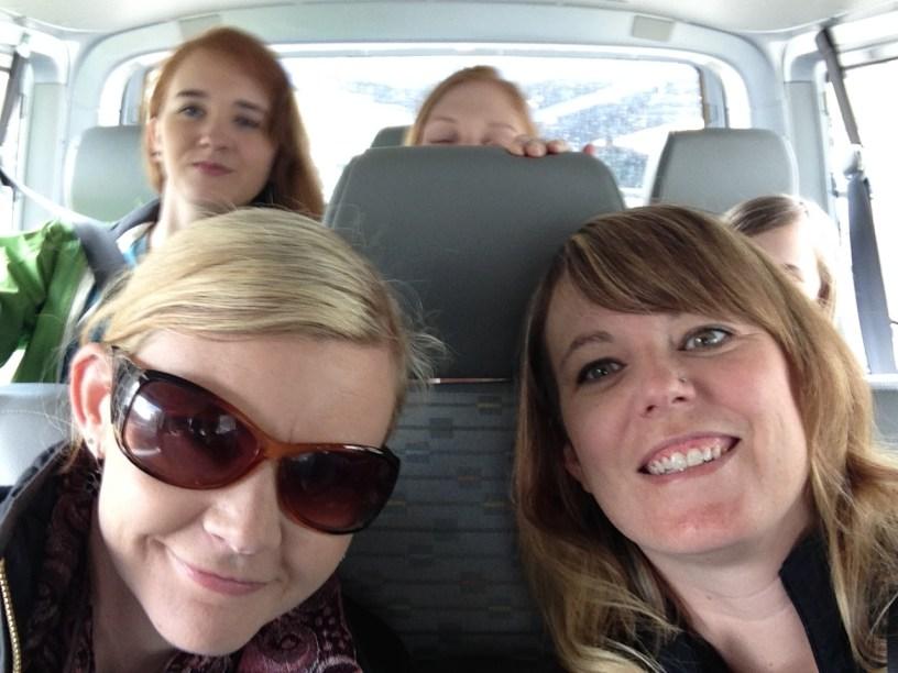 road trip ladies