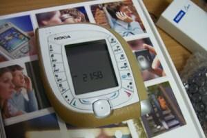 Nokia Teardrop