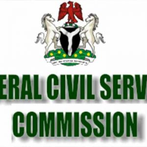 Federal Civil Service Recruitment Application