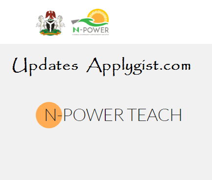 Npower Tech Job application now Open