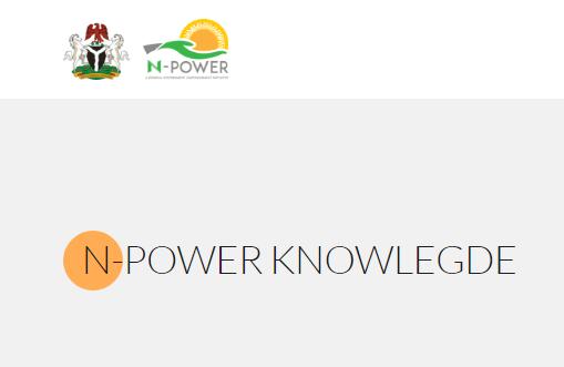 Npower updates 2