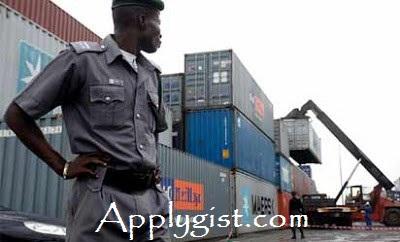 Nigerian Customs E-Auction Portal