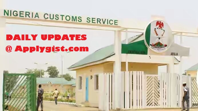 Nigeria Customs Service e-auction