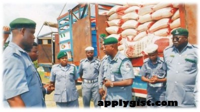 Nigerian Customs E-Wallet