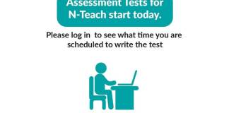 Npower Teach Test