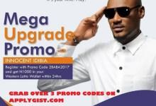 Western Lotto Promo Code 5000