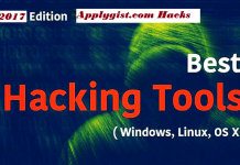 Best Hacking tool collection 2017