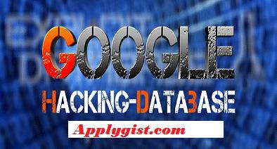 Easy Password Hacking Using Google
