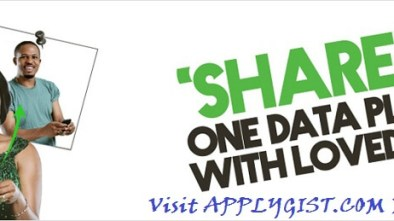 How to share Glo data 3G Sim to 4G