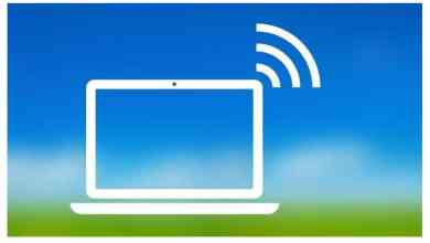 Switch Wi-Fi on and off