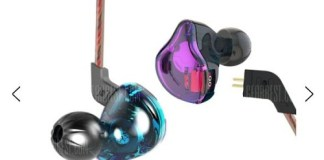 Wired On-cord Control In Ear Earphones