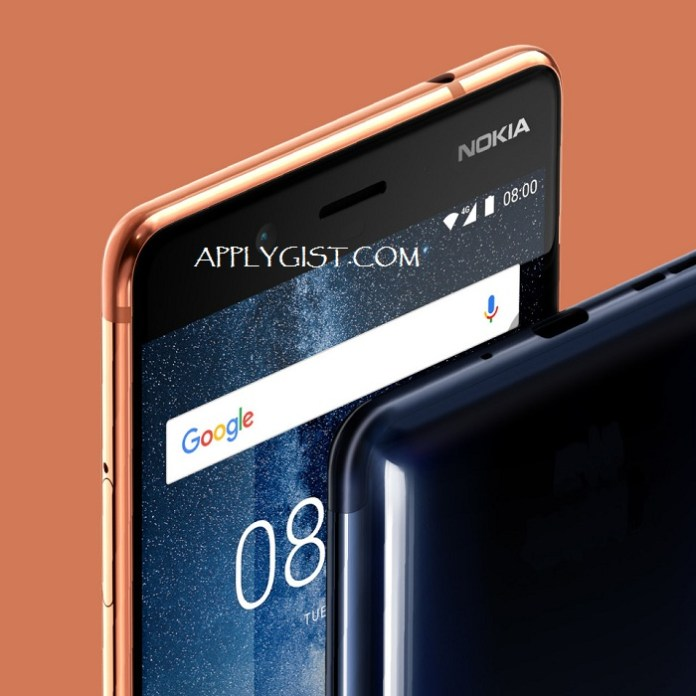 GET FREE 2GB WHEN YOU BUY THE NOKIA 8