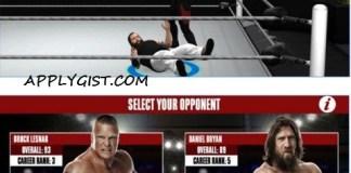NEW OBB Download WWE 2018 APK Data+ 1
