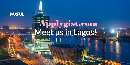 Paxful Meetup Lagos