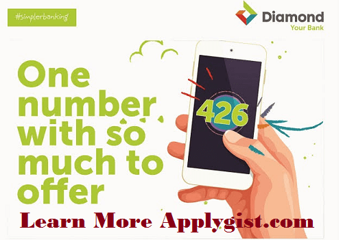 *426# USSD Code Diamond Bank