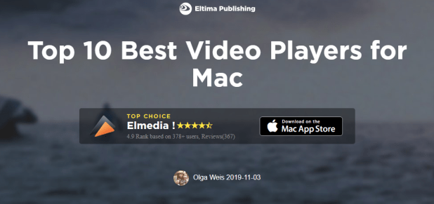 Top 10 Best Video Players for Mac