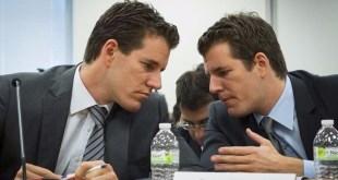 1st Official Bitcoin Billionaires, The Winklevoss Twins