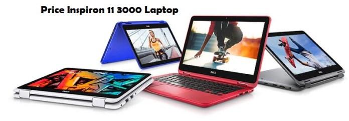 Price Inspiron 11 3000 Laptop