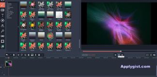 Applying a Zoom Effect with Movavi Video Editor