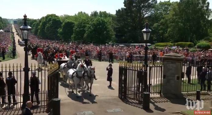 Wedding of Prince Harry and Meghan Markle