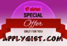 Cheap Airtel Data offer