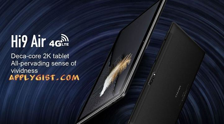 Chuwi Hi 9 Air 4G Tablet PC