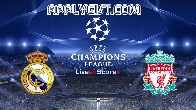 live stream Real Madrid vs. Liverpool Match Here