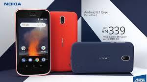 Nokia 1Reviews and Price