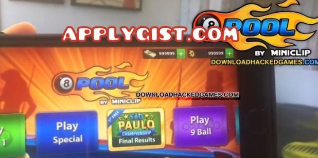 999999 free 8 Ball Pool Hack Cash applygist.com