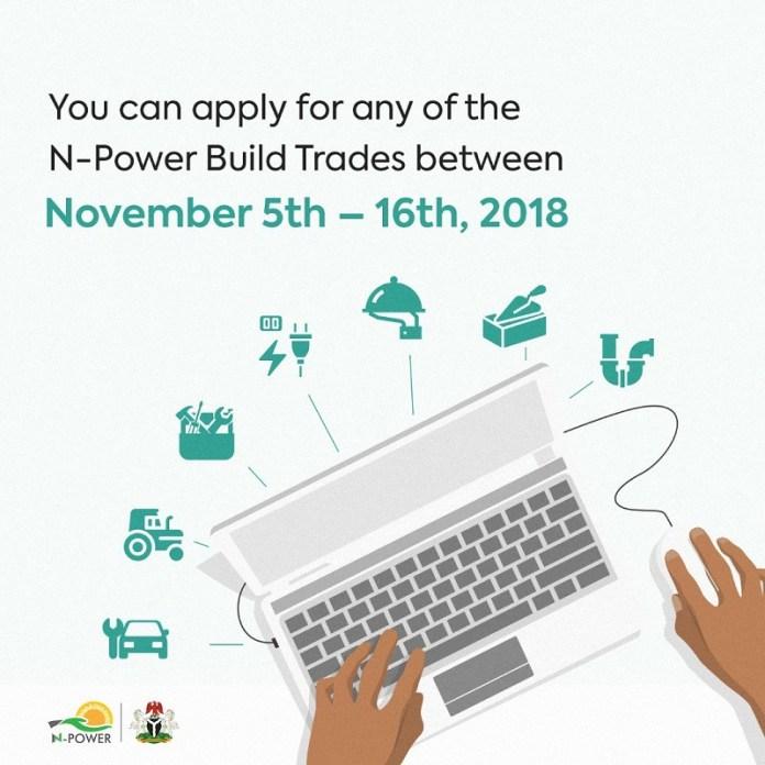 Npower Portal open Novermber 5th