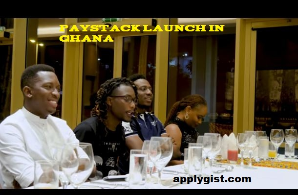 launch Paystack Ghana applygist.com